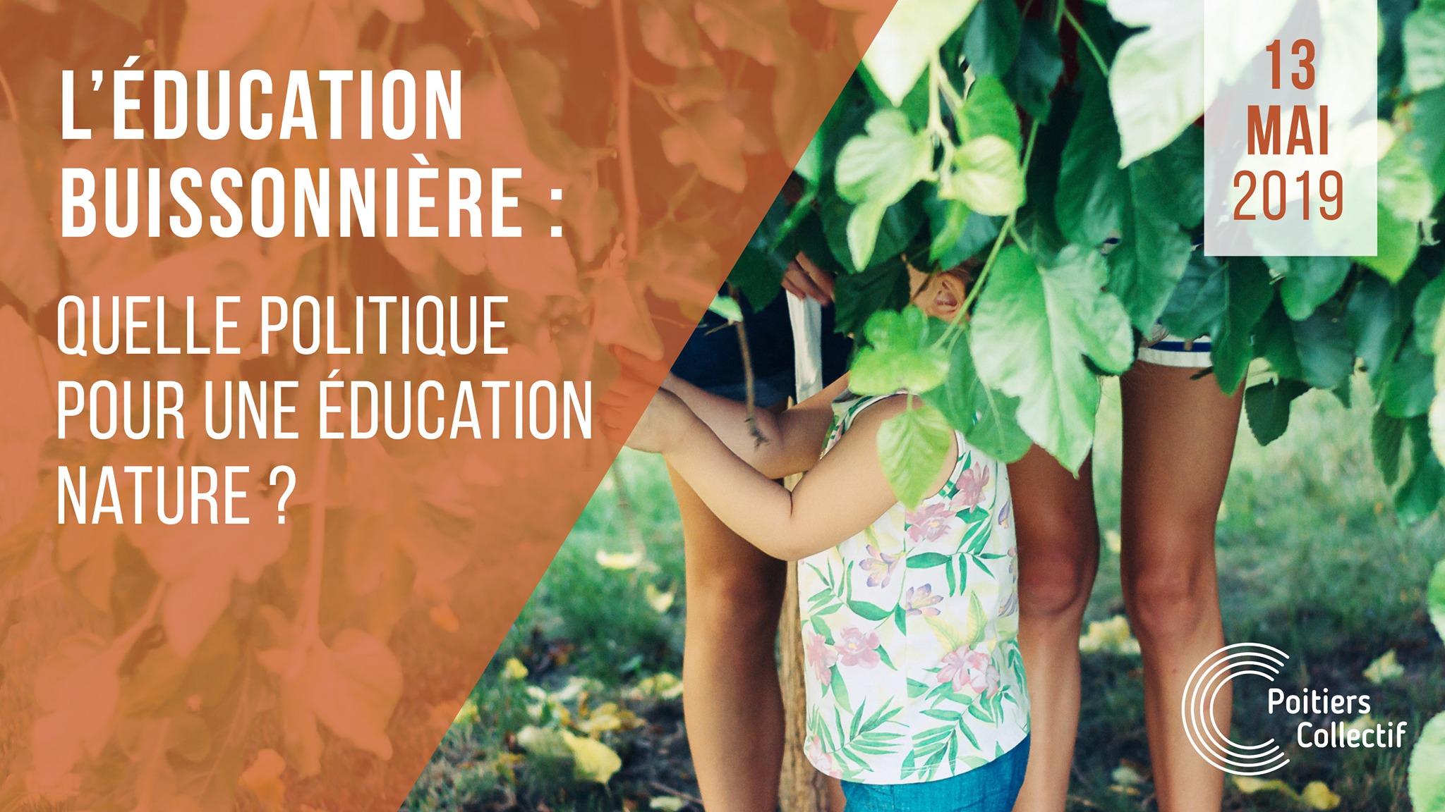 Bannière événement éducation nature