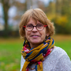 Chantal Nocquet, candidate poitiers collectif
