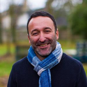 Frankie Angebault candidat poitiers collectif