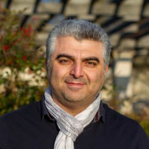 Amir Mistrih, candidat poitiers collectif