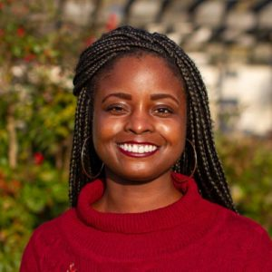 Samira Barro-Konate, candidate poitiers collectif